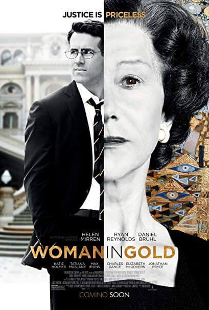 WomanInGoldCBBCFilm